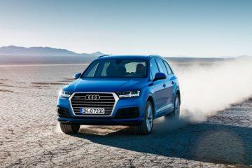 Audi Q7 importeren