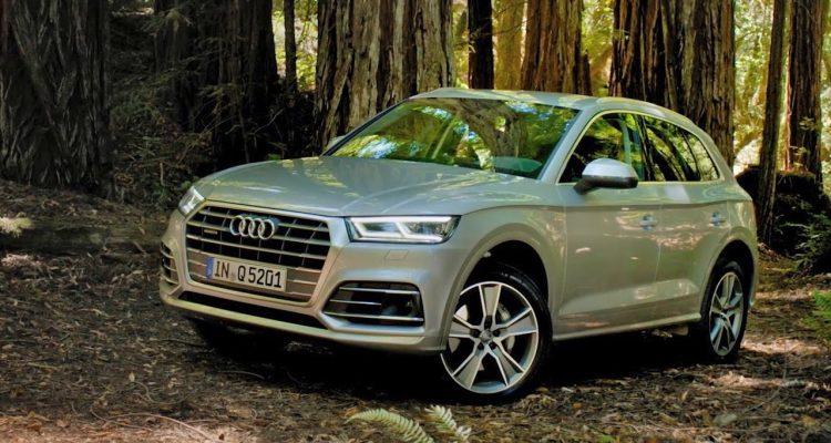 Audi Q5 importeren