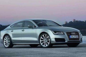 Audi A7 importeren uit Duitsland