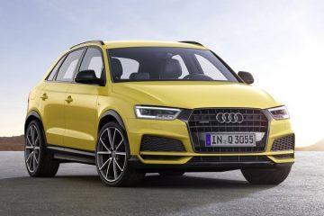 Audi Q3 importeren