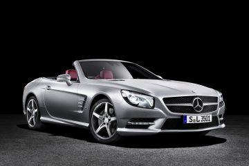 Mercedes-Benz SL Klasse importeren