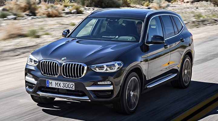 BMW X3 importeren uit Duitsland