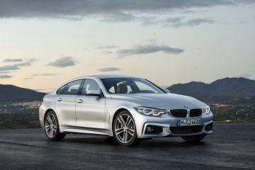 BMW 4 serie importeren
