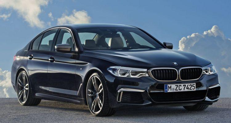 BMW 5 serie importeren