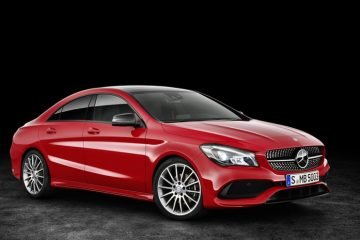 Mercedes-Benz CLA importeren