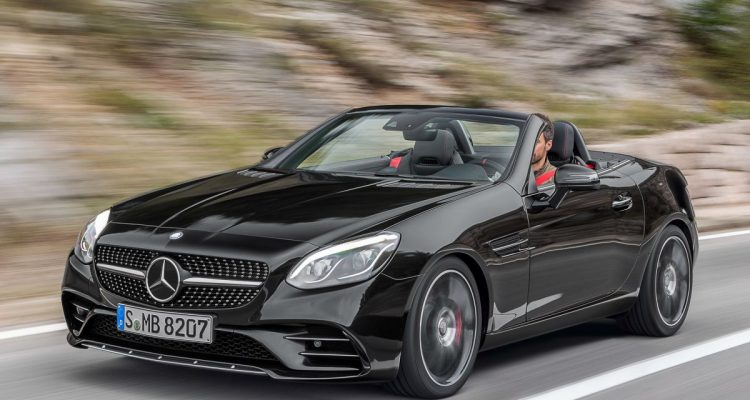 Mercedes-Benz SLC Klasse importeren