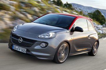 Opel Adam importeren