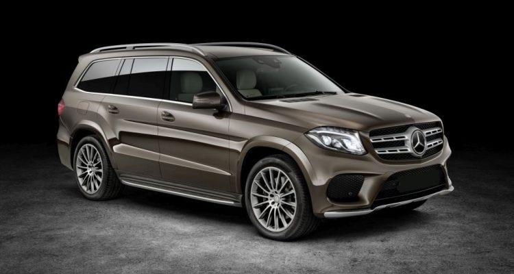 Mercedes-Benz GLS Klasse importeren