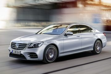 Mercedes-Benz-S-Klasse importeren