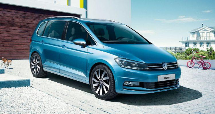 Volkswagen Touran importeren
