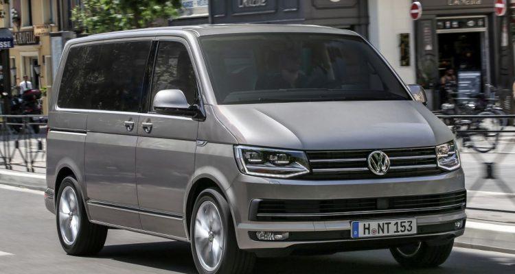 Volkswagen Transporter importeren