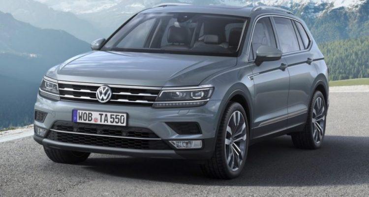 Volkswagen Tiguan importeren