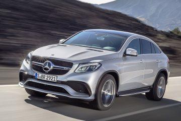 Mercedes-Benz GLE Klasse importeren