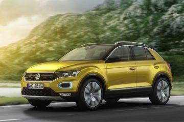 Volkswagen T-Roc importeren