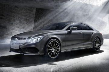 Mercedes-Benz CLS Klasse importeren
