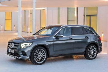 Mercedes-Benz GLC importeren