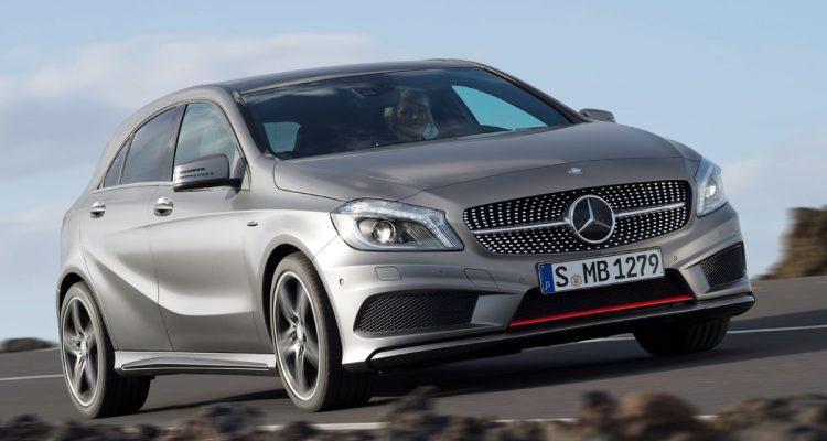 Mercedes-Benz A Klasse importeren