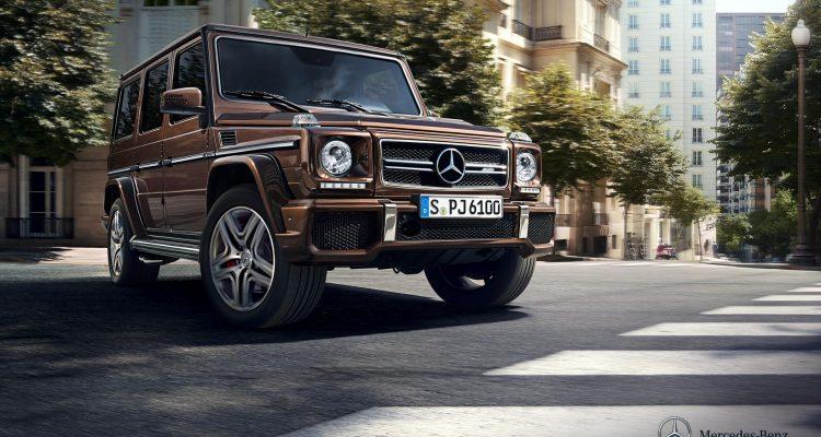 Mercedes-Benz G Klasse importeren