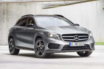Mercedes-Benz GLA Klasse importeren