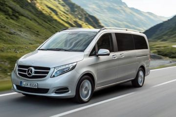 Mercedes-Benz V Klasse importeren