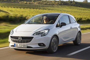 Opel Corsa importeren