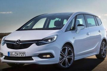Opel Zafira importeren