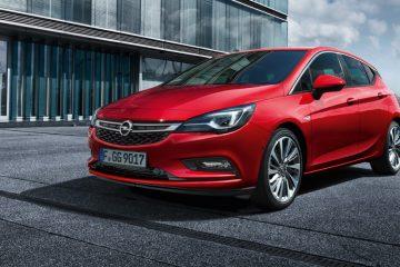 Opel Astra importeren