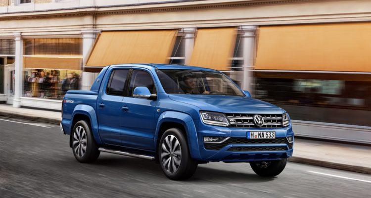 Volkswagen Amarok importeren