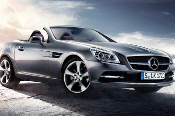 Mercedes-Benz SLK importeren