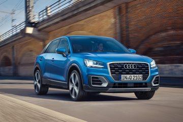 Audi Q2 importeren