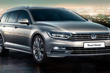 Volkswagen Passat importeren
