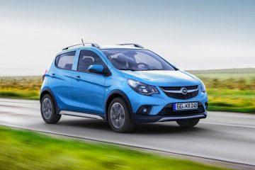 Opel Karl importeren