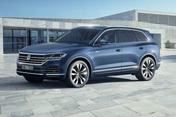 Volkswagen Touareg importeren