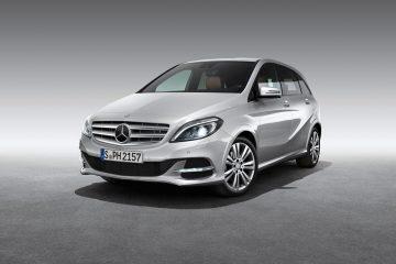 Mercedes-Benz B Klasse importeren