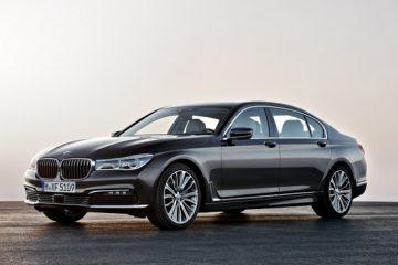 BMW 7 serie importeren