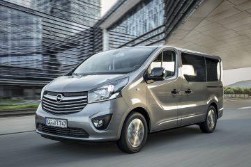 Opel Vivaro importeren
