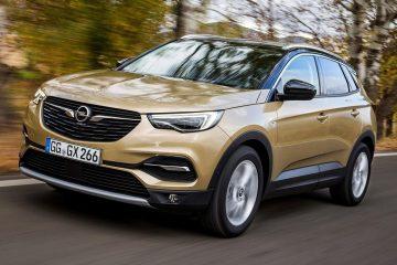 Opel Grandland X importeren