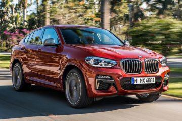 BMW X4 importeren uit Duitsland
