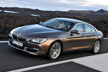 BMW 6 serie importeren