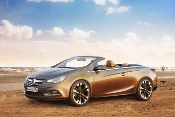 Opel Casscada importeren