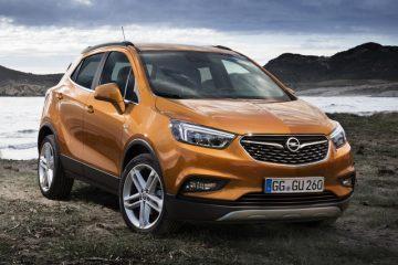 Opel Mokka importeren