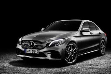 Mercedes-Benz C Klasse importeren